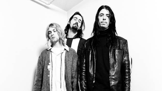 Nirvana in Tokyo, December 1992