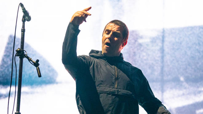 Liam Gallagher Performs At The O2 Arena, London