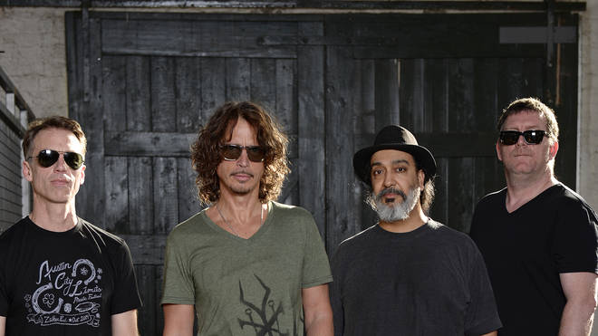 Soundgarden at Soundwave Festival In Melbourne