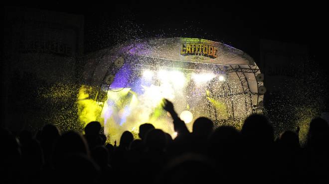 Latitude Festival, 19 July 2008.