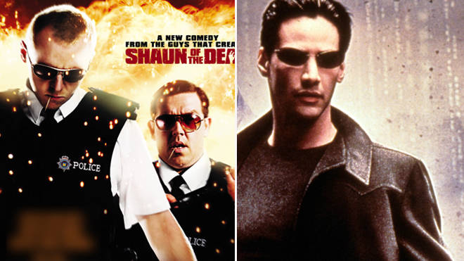 Two classic movie posters