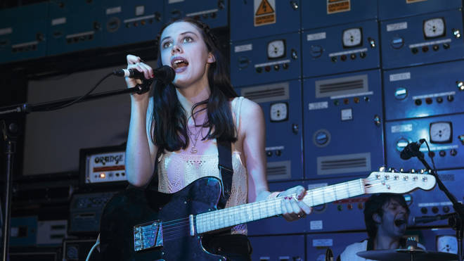 Wolf Alice perform at Manchester's Gorilla venue in 2014