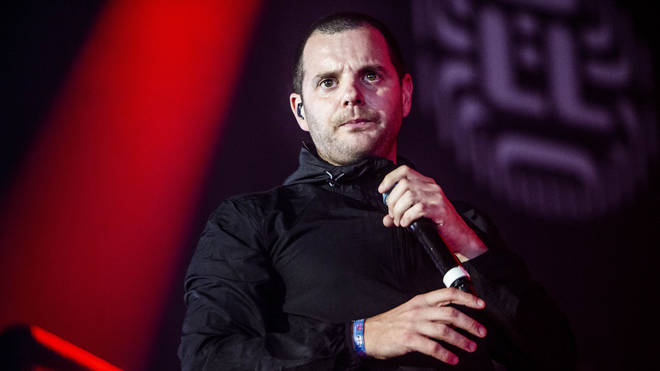 The Streets' Mike Skinner performs at Lowlands Festival 2019
