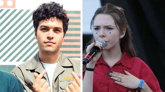 Green Day frontman's son Joey Armstrong and The Regrettes frontwoman Lydia Night