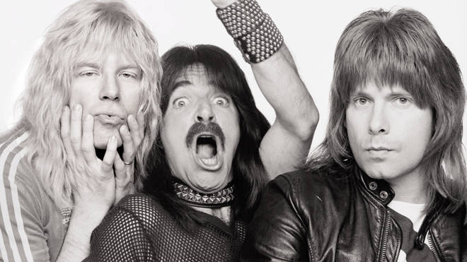 Spinal Tap: Michael McKean, Harry Shearer and Christopher Guest