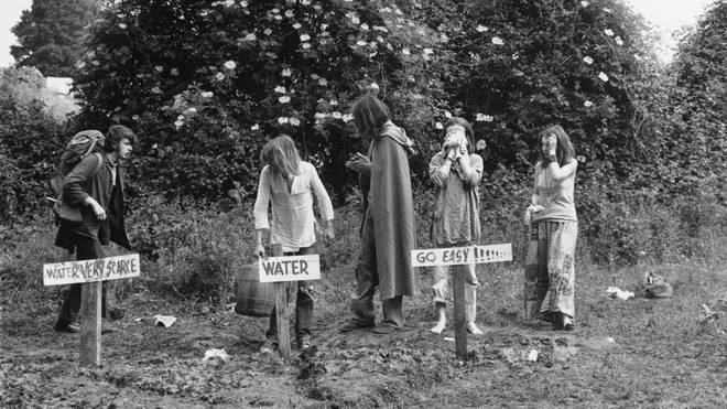 Glastonbury Festival, 1971
