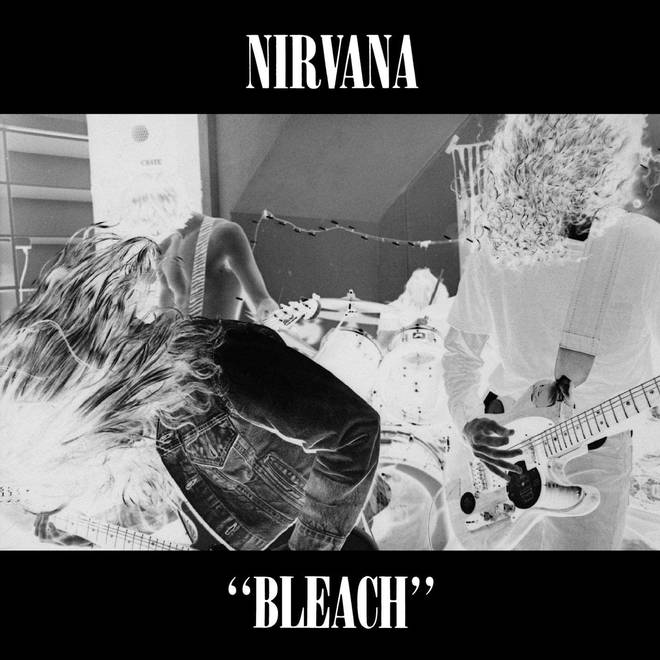 Nirvana - Bleach album cover