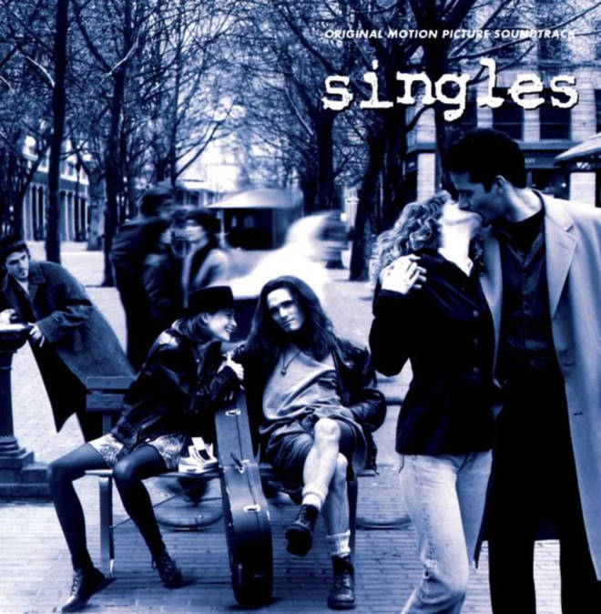Singles soundtrack album cover