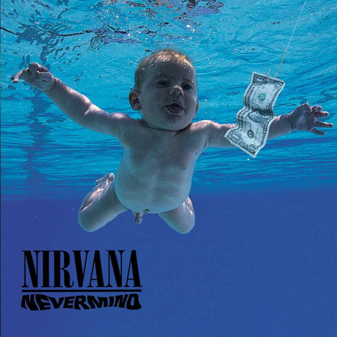 Nirvana - Nevermind album cover