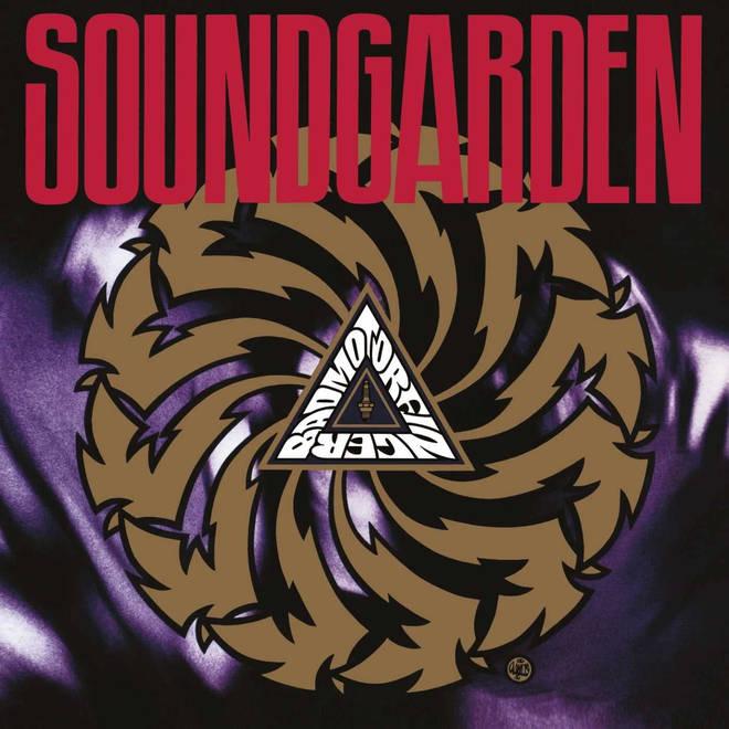Soundgarden - Badmotorfinger album cover