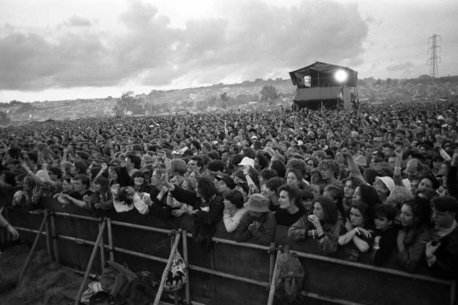 Glastonbury Festival 1990