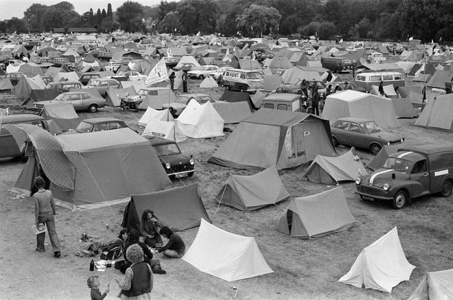 Reading Festival, 27 August 1976