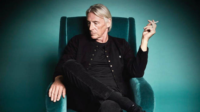 Paul Weller on the cover of his True Meanings album