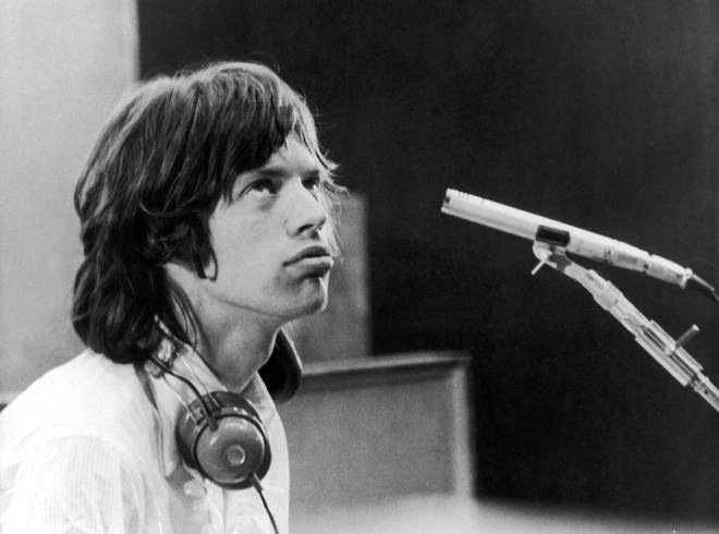 Mick Jagger As Seen By Jean-Luc Godard, 1968