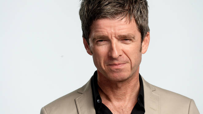 Noel Gallagher at the Hyundai Mercury Prize 2018