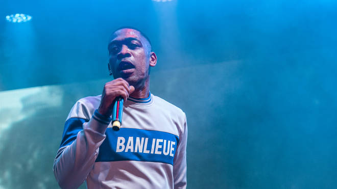 Wiley performs on stage during day 2 of South West Four Festival 201