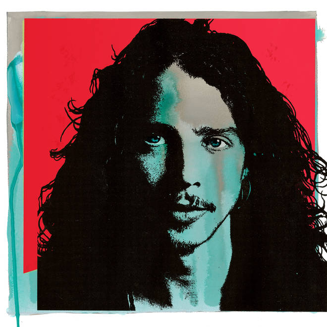 Chris Cornell boxset artwork