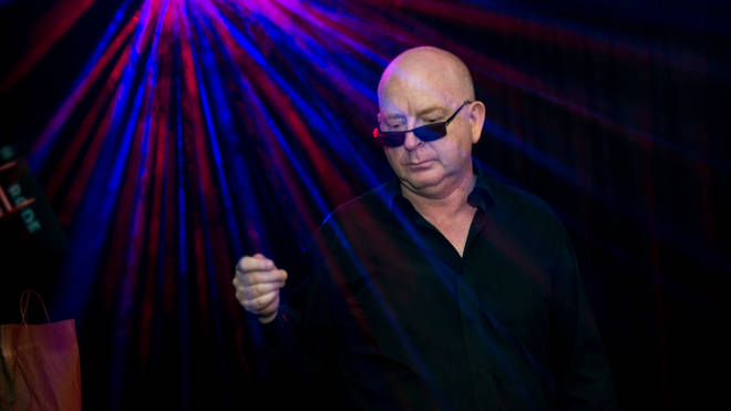 Alan McGee DJs for This Feeling at Water Rats