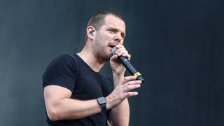 The Streets' Mike Skinner performs at Southside Festival in 2019