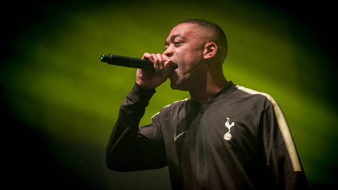 Wiley Performs at the O2 Academy Brixton - London in 2018