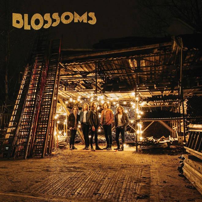 Blossoms debut album cover