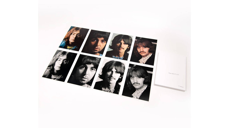 The Beatles Announce White Album 50th Anniversary Edition