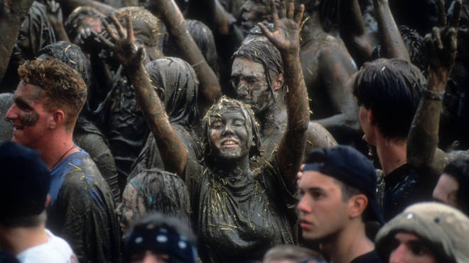 Woodstock 94 gets muddy