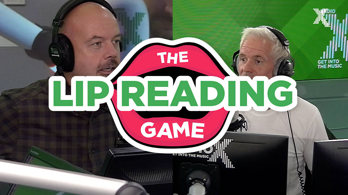 The Lip Reading Game is back and better than ever!