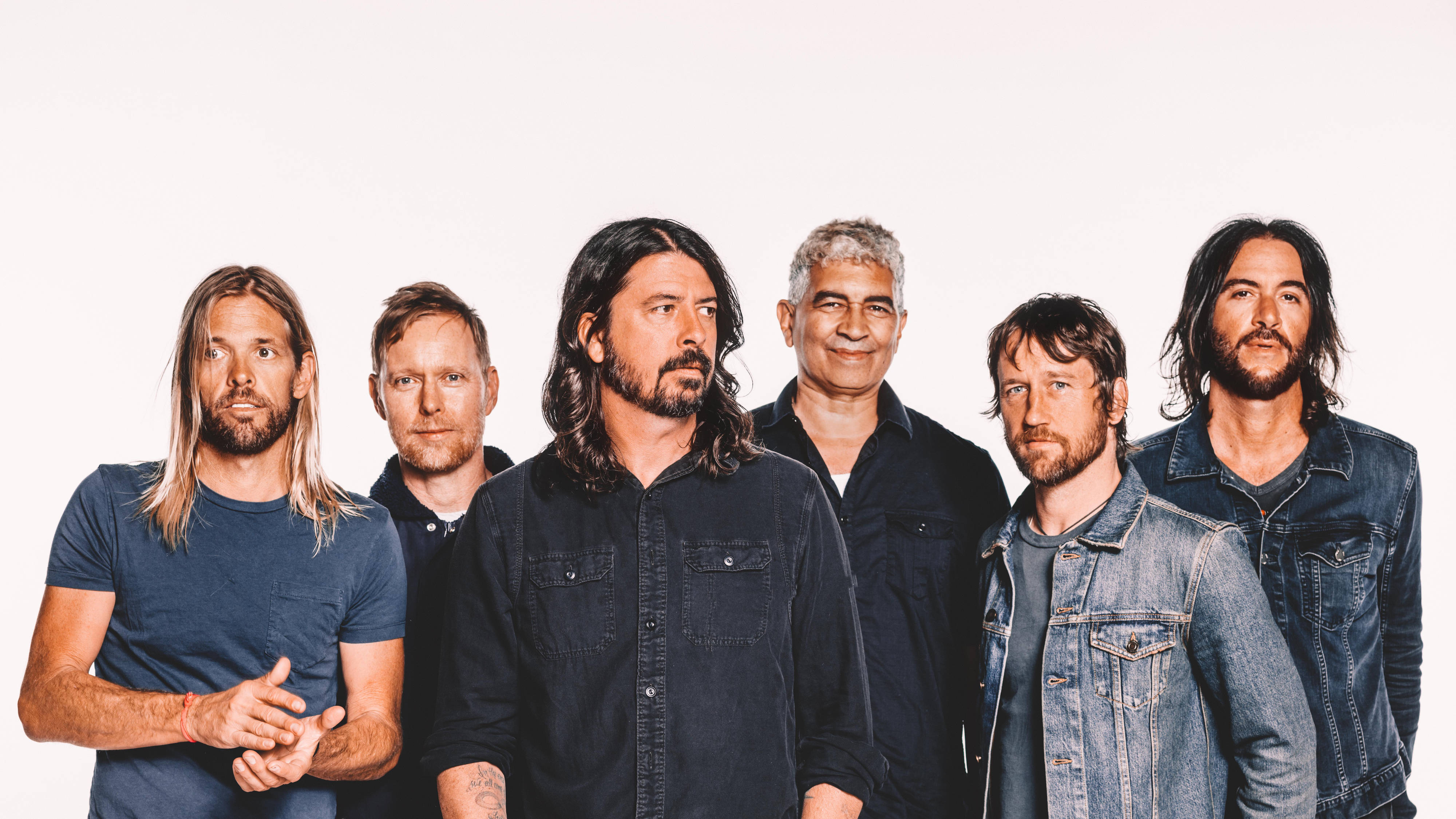 Foo Fighters reveal when they're recording their new album
