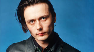 Brett Anderson in April 1993. just after the release of Suede's debut album
