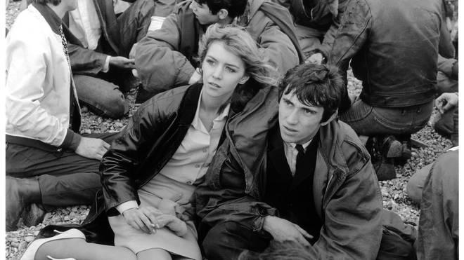Leslie Ash and Phil Daniels in Quadrophenia, 1979