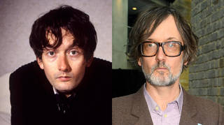 Jarvis Cocker then and now