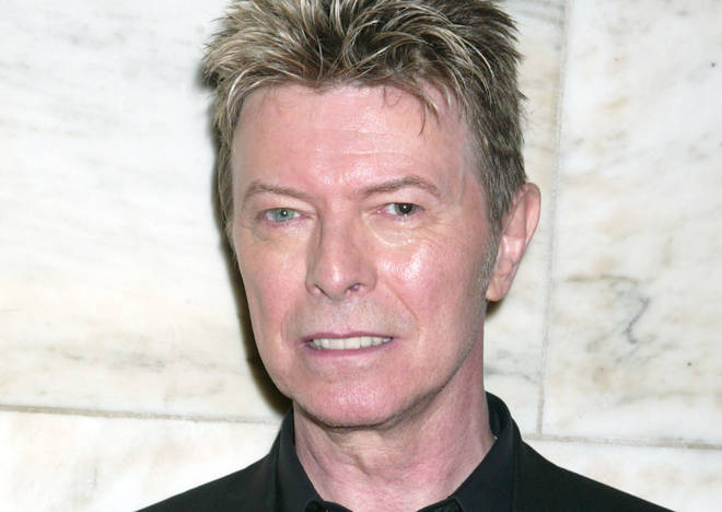 David Bowie in 2005