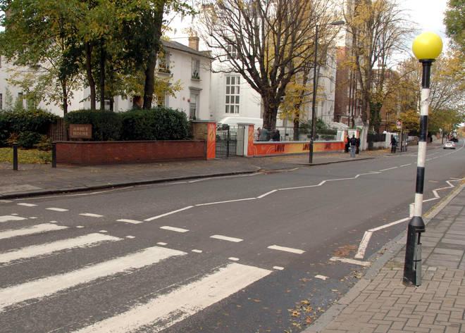 Abbey Road Studios in 2006