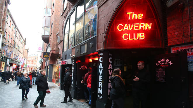 The Cavern Club unveil statue in memory of Cilla Black