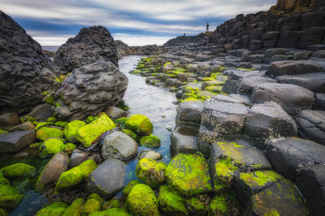 The Giant's Causeway, Bushmills, Northern Ireland