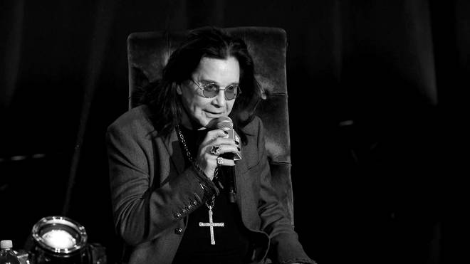 Ozzy Osbourne performs in 2020 at Ozzy Osbourne: In Celebration Of Ordinary Man At The iHeartRadio Theater