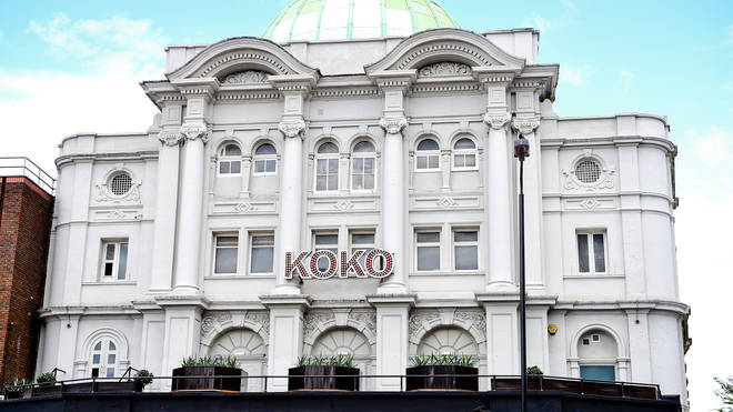 View of KOKO London from the street in 2015
