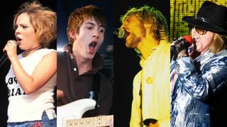 Daphne & Celeste, Arctic Monkeys, Nirvana and Guns N'Roses
