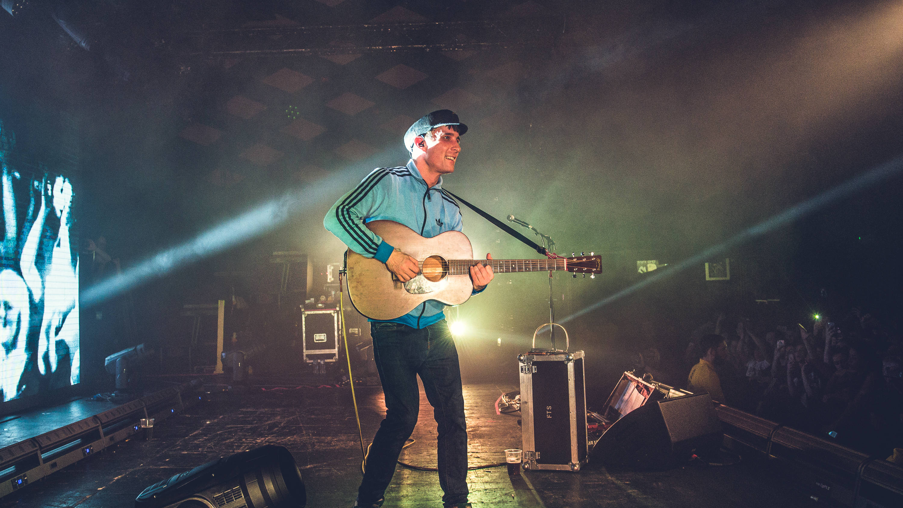 Gerry Cinnamon shares meaning of Canter single and talks making new music