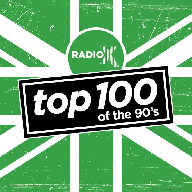 Radio X Top 100 Of The 90s
