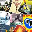Best third albums collage