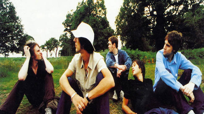 The Verve's Urban Hymns album