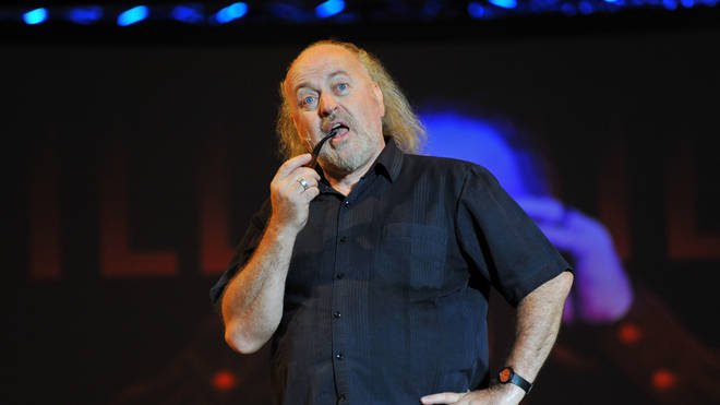 Bill Bailey performs on stage at The Kew Music concert