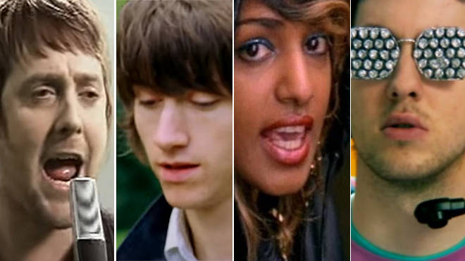 2007 artists: Kaiser Chiefs, Arctic Monkeys, M.I.A. and Calvin Harris