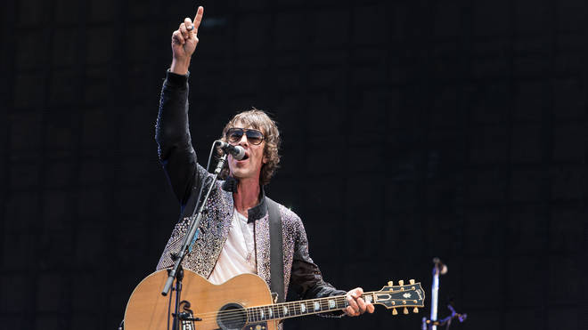 Richard Ashcroft plays Finsbury Park in 2018