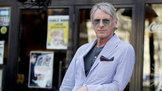 Paul Weller in Paris in 2015