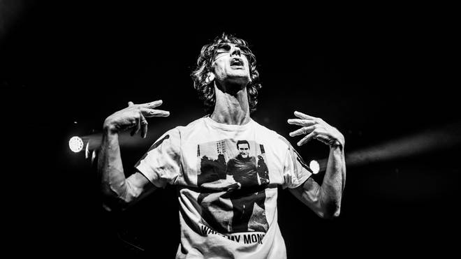 Richard Ashcroft performs at Barrowland, Glasgow in 2018