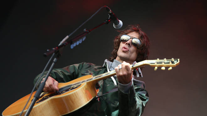 Richard Ashcroft at the Electric Picnic Music Festival 2019