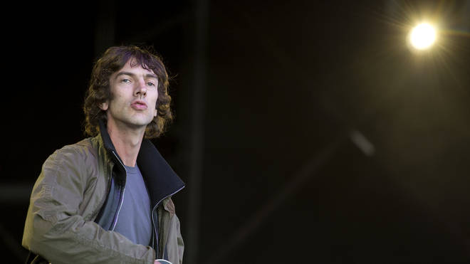 Richard Ashcroft performs during the final day of the Hop Farm music festival in Paddock Wood, Kent, on July 1, 2012